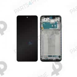 Redmi Note 9 Pro (M2003J6B2G)-Xiaomi Redmi Note 9 Pro (M2003J6B2G), Ecran (LCD + vitre tactile assemblée + chassis)-