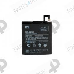 Redmi Pro (2016021)-Xiaomi Redmi Pro (2016021) Batterie 4000 mAh - BM4A-