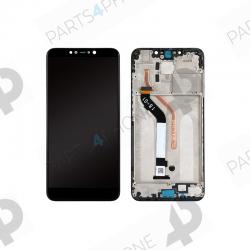 PocoPhone F1 (M1805E10A)-Xiaomi PocoPhone F1 (M1805E10A) Ecran (LCD + vitre tactile assemblée + chassis )-