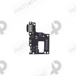 Mi 9 Lite (1904F3BG)-Xiaomi Mi 9 Lite (1904F3BG), nappe connecteur de charge-