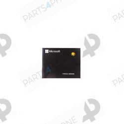 950 XL (RM-1100)-Microsoft Lumia 950 XL / 950 XL Dual (RM-1100, RM-1116), batterie 3.85 volts, 3340 mAh, BV-T4D-