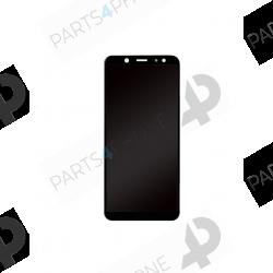 A7 (2018) (SM-A750FN/DS)-Galaxy A7 (2018)(SM-A750FN/DS), écran original noir (samsung service pack)-