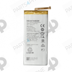 P8 (GRA-L09)-Huawei P8 (GRA-L09), batterie 3.8 volts, 2600 mAh-