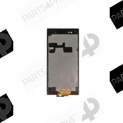 Z Ultra (C6802)-Sony Xperia Z Ultra (C6802), écran noir (LCD + vitre tactile assemblée)-